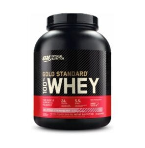 Optimum Nutrition Gold Standard Whey Protein Review - King of Whey