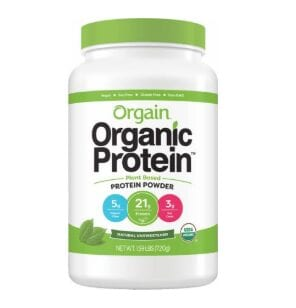 Orgain Organic Protein Powder Review - Plant Power