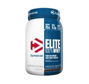 Dymatize Whey Protein - Perfecting Athletic Nutrition