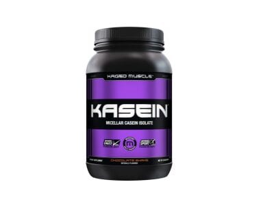 Kasein Kaged Muscle - Release The Gains From The Cage