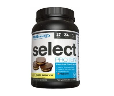Select Protein Powder - Stop Drinking In The Past