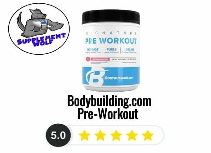 Bodybuilding.com Pre-Workout Review | Instant Jolt